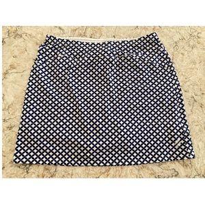 Jofit large golf skirt